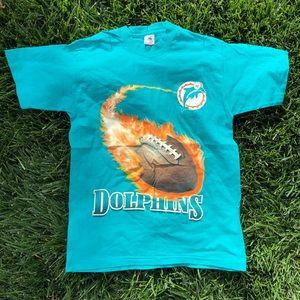 Vintage 1995 Miami Dolphins Shirt